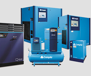 Compair Air Compressors South Africa